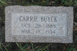 Carrie Buyck