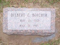 Delbert C Boecher