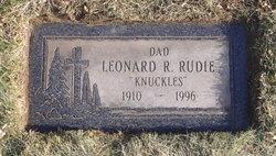 Leonard Roy Rudie
