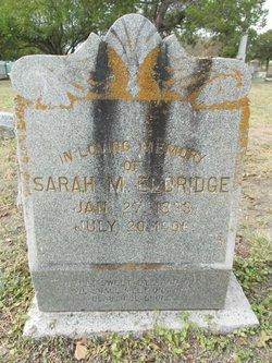 Sarah Minerva <i>Smith</i> Eldridge