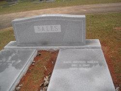 Gail <i>Dennis</i> Bales