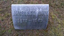 Dr Amber Angelia Starbuck