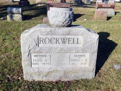 Elsie A <i>Thies</i> Rockwell