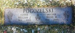 William J. Pogozelski, Sr