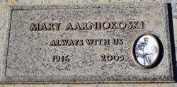 Mary Aarniokoski