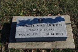 Shirley Mae <i>Lincoln</i> Arnold