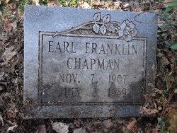 Earl Franklin Chapman