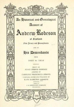 Andrew Robeson