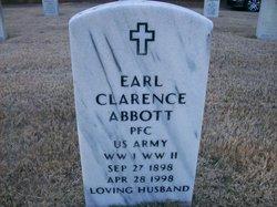 Earl Clarence Abbott