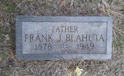 Frank J Blahuta
