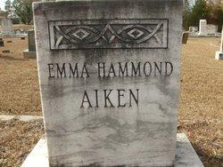 Emma <i>Hammond</i> Aiken