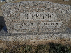 Geneva Maude <i>Brown</i> Rippetoe