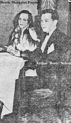 Arthur Julius Boots Nelson, Jr