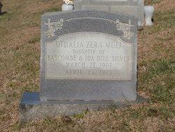 Othalia Zera <i>Silver</i> Mull