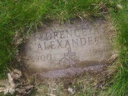 Florence Ann <i>McPhillips</i> Alexander
