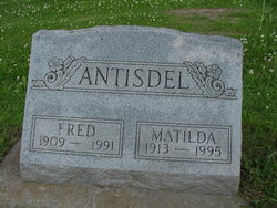 Matilda Flow <i>Prosser</i> Antisdel