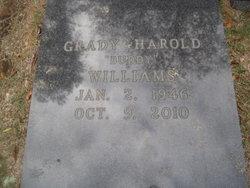 Grady Harrell Buddy Williams
