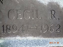 Cecil Rushell Green