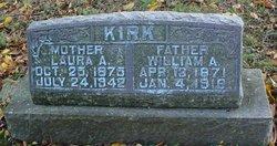 William A Kirk