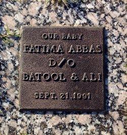 Fatima Abbas