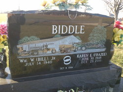 Karen Elizabeth <i>Frazee</i> Biddle