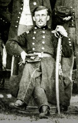Maj John Franklin Trout