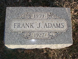 Frank J Adams