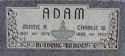 Minnie A. Adam