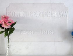 Edwin Bertenshaw