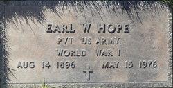 Earl Winfield Hope