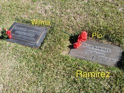 Wilma Fern <i>Barnes</i> Ramirez