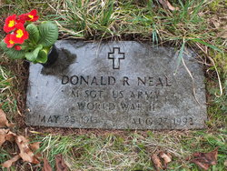 Donald R Neal