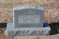 Gladyce <i>Beadle</i> Baginski