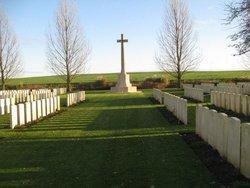Warlencourt British Cemetery