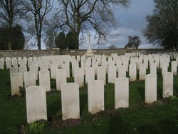 Contalmaison Chateau Cemetery