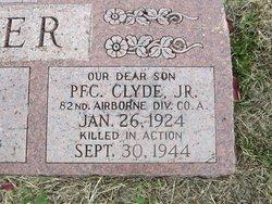 PFC Clyde William Deaver, Jr