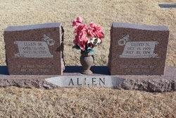 Lloyd N Allen