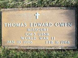 Thomas Edward Owen
