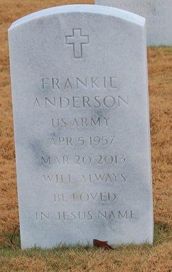 Frankie Anderson