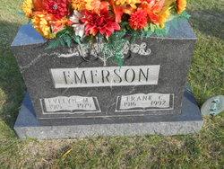 Evelyn M. Emerson