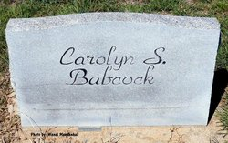 Carolyn Sue <i>Hill</i> Babcock