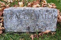 Grace Belle <i>Phillips</i> Hatch