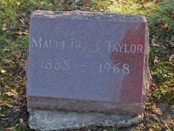 Maude Belle <i>Yarwood</i> Taylor