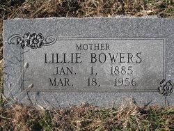 Lillie <i>George</i> Bowers