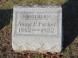 Annie <i>Pilcher</i> Parker