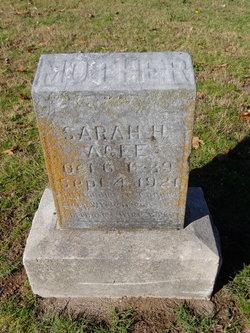 Sarah H. Agee