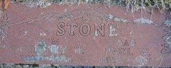 Paul W Stone