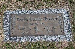 Derrick Huffman Amerson