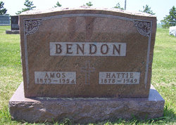 Amos E. Bendon