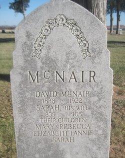 Fannie McNair